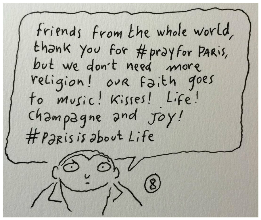Joann-Sfar-Created-Drawing-Asking-People-to-Not-Use-PrayForParis-Hashtag